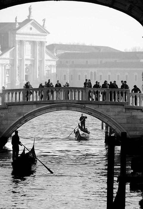 Venedig - Fotograf: Shigeru Nagahisa