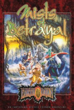 Das Cover von Mists of Betrayal