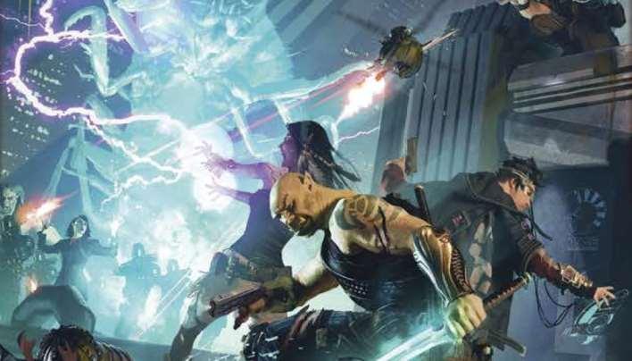 Rezension: Shadowrun 5 Core Rules