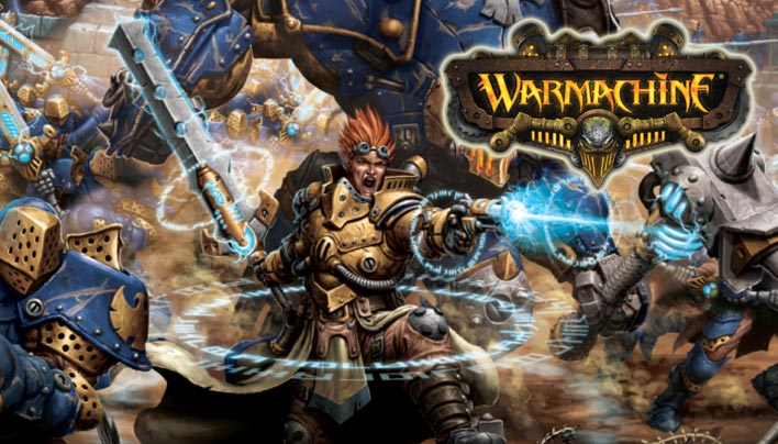 Full Metal! Warmachine: Vorstellung & Interview mit Michael Mingers