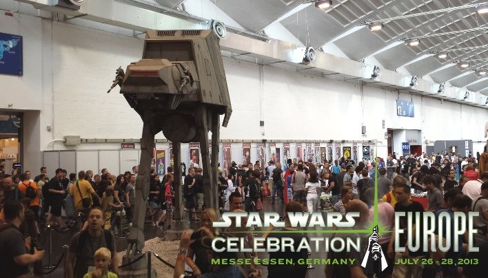 Star Wars Celebration Europe II