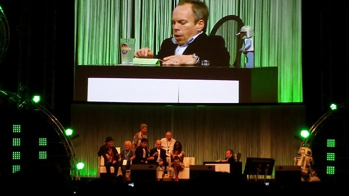 Star Interviewer: Warwick Davis