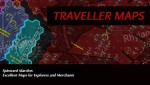 Rezension: Traveller – Spinward Marches – Excellent Maps for Explorers and Merchants