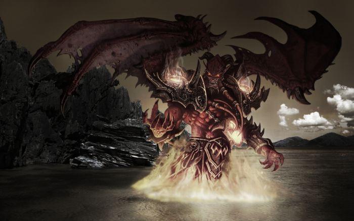 Kil Jaeden von der Brennenden Legion