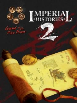 L5R Imperial Histories II Cover