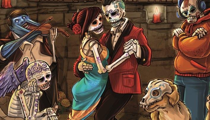 Rezension: Los Muertos