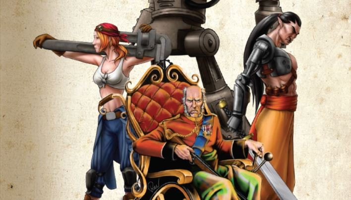 Angespielt: Wolsung Steampunk Skirmisher Game