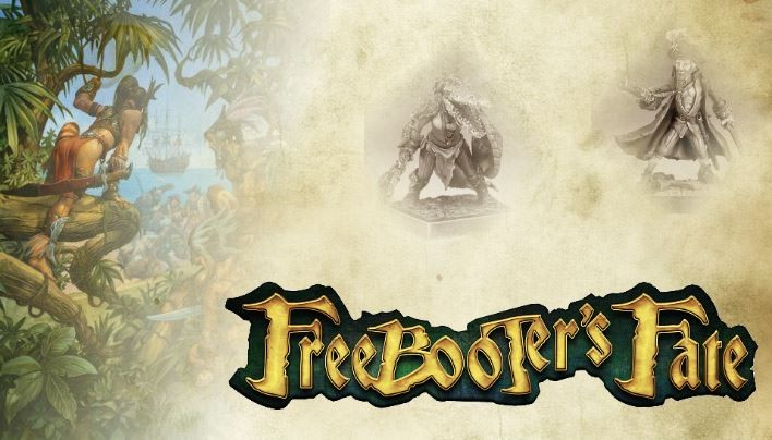 Tabletop Vorstellung – Freebooter's Fate