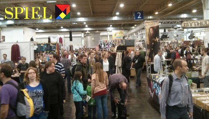 SPIEL 2013 – Trends und Neuheiten der Rollenspielbranche