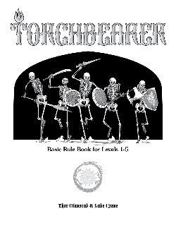 Torchbearer Cover