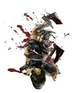Der psychotische Zwerg Naurim begleitet den Hauptcharakter durchs südliche Aventurien.