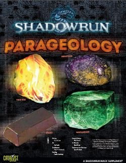 Parageology Cover