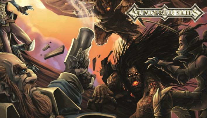 Rezension: Sundered Skies Kompendium (Savage Worlds)