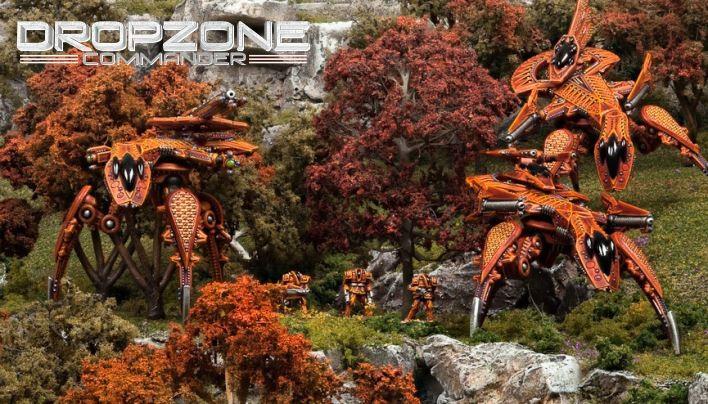 Systemvorstellung – Dropzone Commander