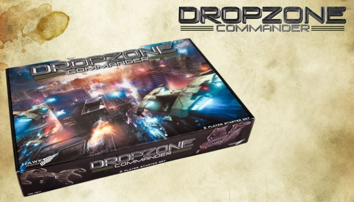 Unboxing: Dropzone Commander Starter Set
