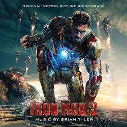 Iron man 3 Score cover