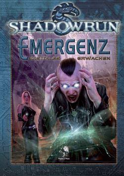 Shadowrun Emergenz Cover