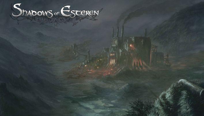 Shadows of Esteren – Eine Einführung in die Mittelalter-Horror-Rollenspielreihe