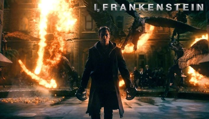Angeschaut: I, Frankenstein
