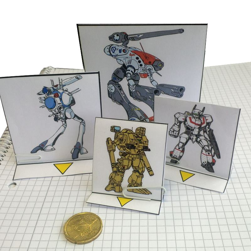 robotech-pappaufsteller