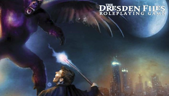 Rezension: Dresden Files – Our World