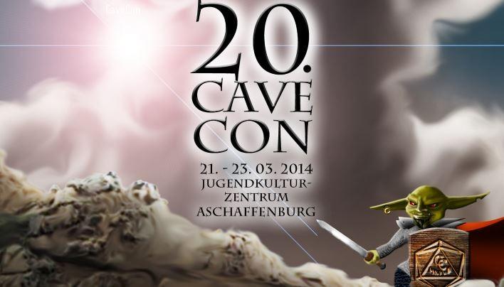 Die Cave Con 20 in Aschaffenburg – wir waren da!