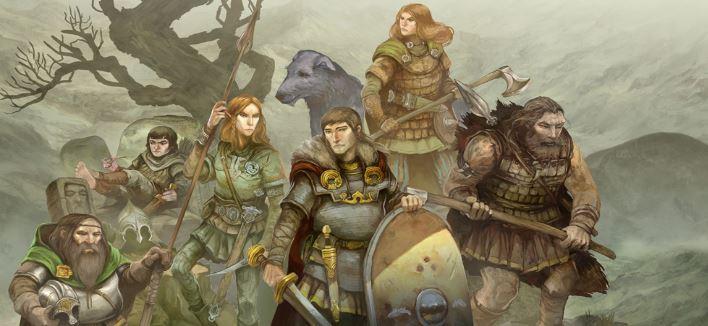 Von Hobbits bis Zwergen hat der Spieler die freie Wahl. Nur böse Völker wie Orks sind nicht spielbar.