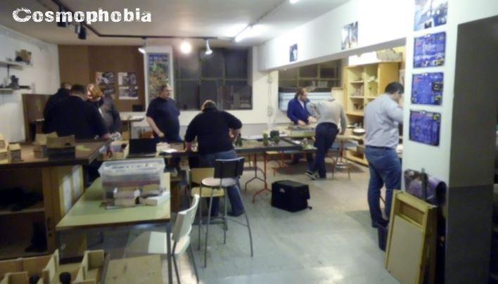 Cosmophobia – die Vorstellung eines Tabletop-Clubs