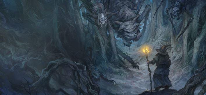 Welche Schrecken verbergen sich im Düsterwald? Werden die unbekannten Helden den Nordosten Mittelerdes zu einem sicheren Ort machen können?