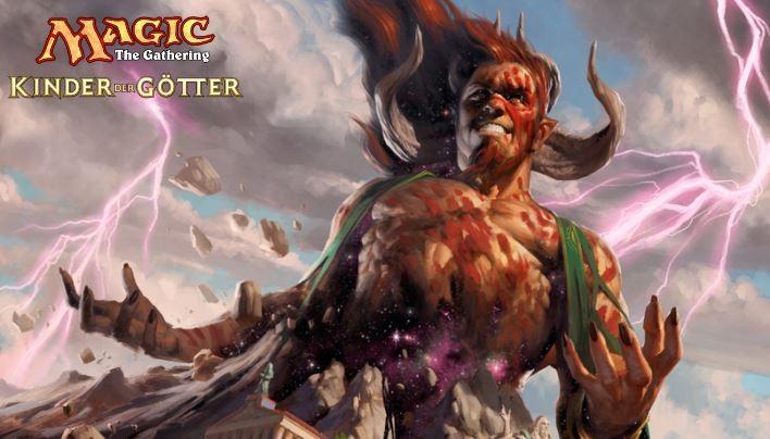 Angespielt: Magic: The Gathering – Kinder der Götter