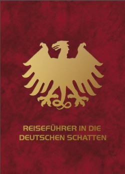 Reiseführer deutsche Schatten Shadowrun Cover