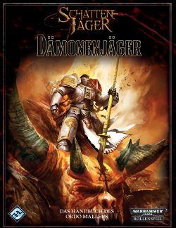 Schattenjaeger Dämonenjäger Cover