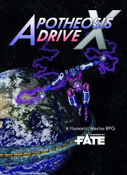 Apotheosis drive x rezension_cover