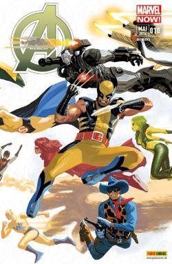Avengers 10 Cover