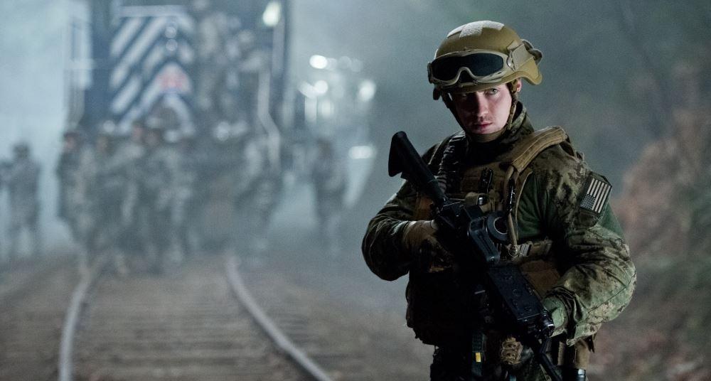 Das Militär geht koordiniert vor.