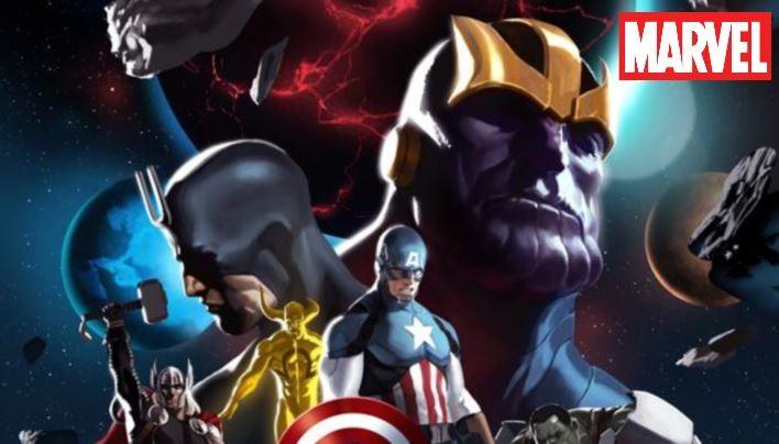 Rezension: Infinity #1 – Krieg in den Welten
