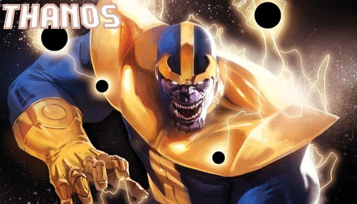 Rezension: Thanos (Sammelband)