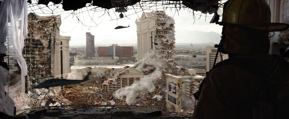 Wo Godzilla hergehen will, da geht er auch her.