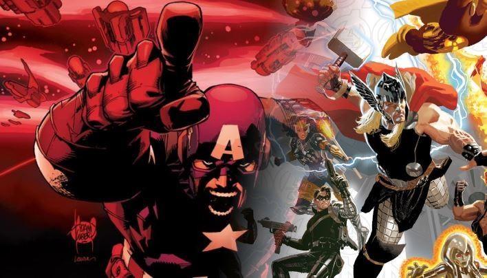 Rezension: Avengers #11 | Infinity #2