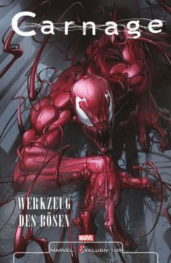 Carnage Cover 109 Sammelband
