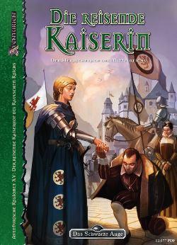 Die reisende Kaiserin Cover