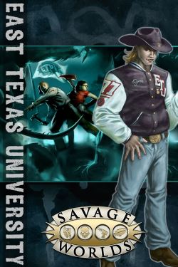 East Texas University Cover