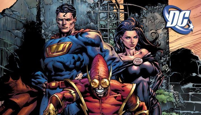 Rezension: Forever Evil #2  – Die Niederlage der Teen Titans