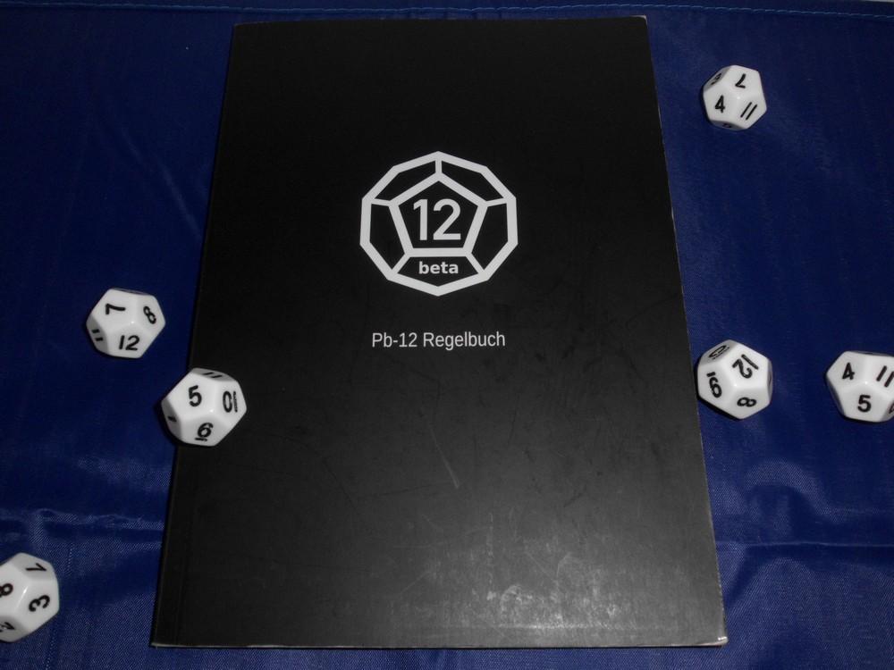 Das Regelwerk von Pb-12 in der Druckversion.