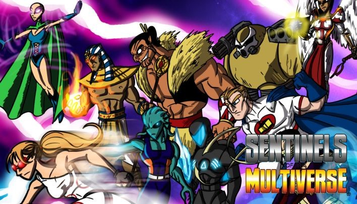 Angespielt: Sentinels of the Multiverse