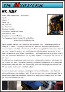 Auf der Website von GTG finden sich ausgearbeitete Superhelden.