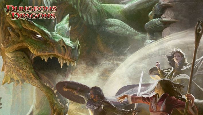 Rezension: Dungeon & Dragons (5e) Starter Set