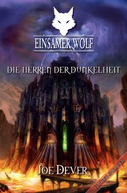 Einsamer Wolf 12 Herren der Dunkelheit Cover