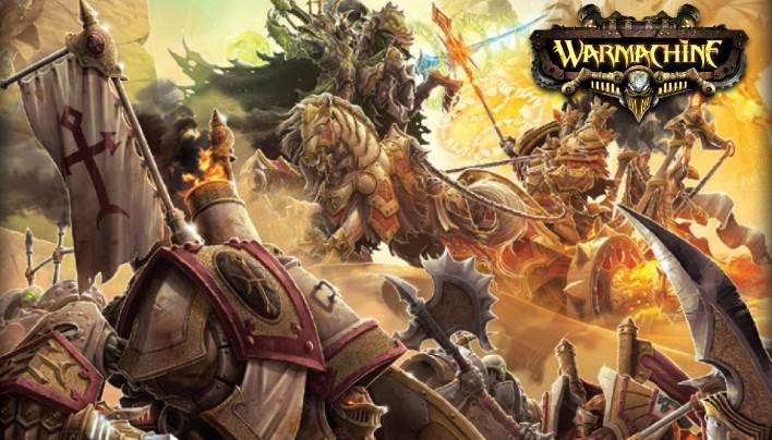 Rezension: Warmachine  Rache – Kavallerie und Warcaster-Novizen