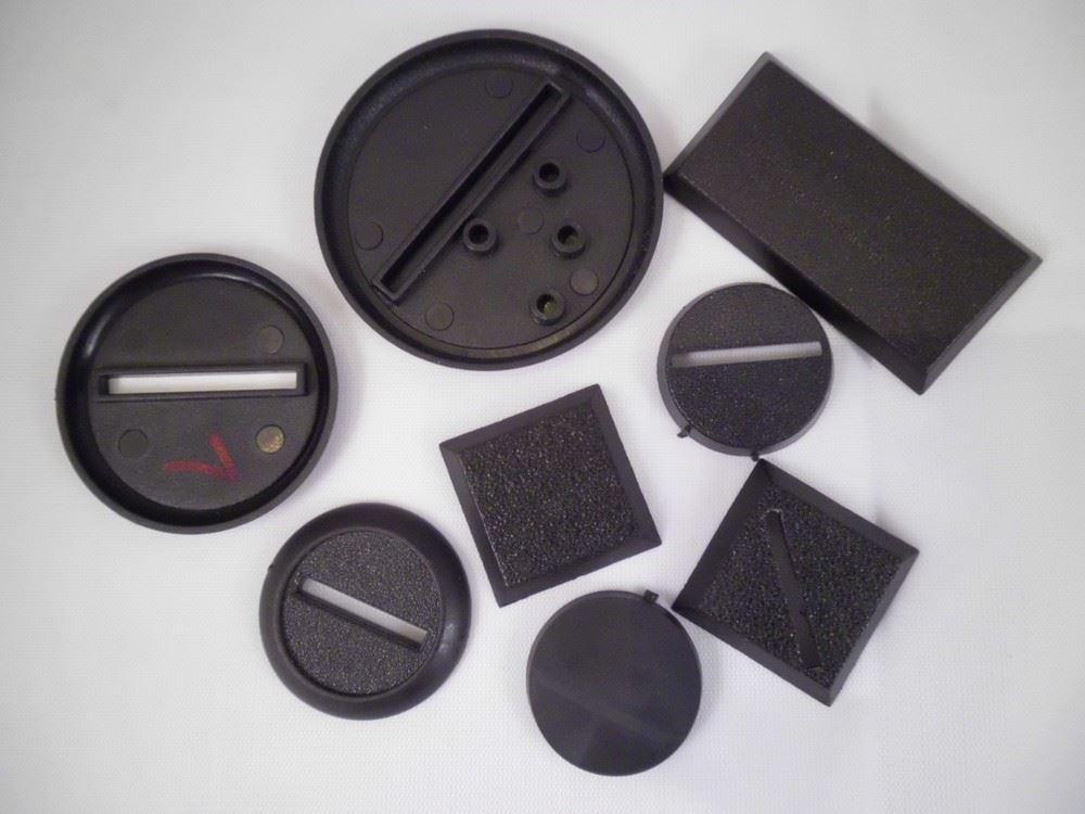 Einige Beispiele für die unterschiedlichen Base-Typen.